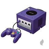 GameCube Konsole mit Controller