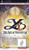 Ys: The Ark of Napishtim für PSP