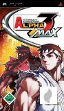 Street Fighter Alpha3 Max für PSP