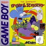 Itchy & Scratchy: Minature Golf Madness [KAP] für Gameboy Classic
