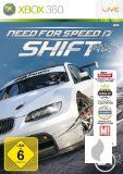 Need for Speed: Shift [PEGI] für XBox 360