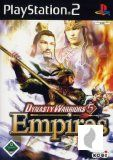 Dynasty Warriors 5: Empires für PS2