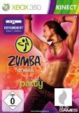 Zumba Fitness: Join the Party [Kinect erforderlich] für XBox 360