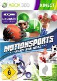 MotionSports: Play for Real [Kinect erforderlich] für XBox 360