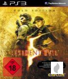 Resident Evil 5 Gold Edition für PS3