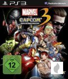 Marvel vs. Capcom 3: Fate of Two Worlds für PS3