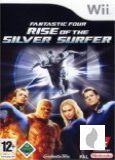 Fantastic Four: Rise of the Silver Surfer für Wii