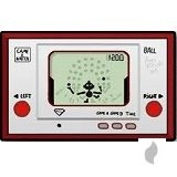 Game & Watch 01: Ball [AC-01] [KAP] für Exotenkonsole