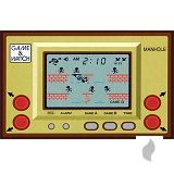 Game & Watch 06: Manhole [MH-06] [KAP] für Exotenkonsole
