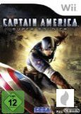 Captain America: Super Soldier für Wii