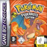 Pokémon: Feuerrote Edition für Gameboy Advance