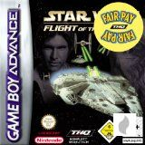 Star Wars: Flight of the Falcon für Gameboy Advance