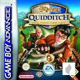 Harry Potter: Quidditch-Weltmeisterschaft für Gameboy Advance