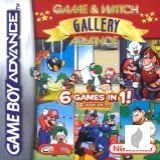 Game & Watch Gallery Advance für Gameboy Advance