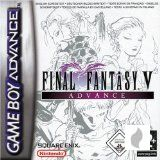 Final Fantasy V Advance für Gameboy Advance