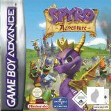 Spyro Adventure für Gameboy Advance