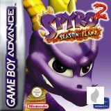 Spyro 2: Season of Flame für Gameboy Advance
