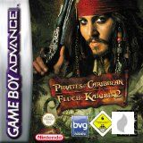 Pirates of the Caribbean: Fluch der Karibik 2 für Gameboy Advance