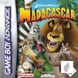 Madagascar für Gameboy Advance