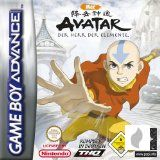 Avatar: Der Herr der Elemente [The Legend of Aang] für Gameboy Advance
