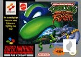 Turtles Tournament Fighters Teenage Mutant Heroes für SNES