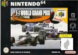 F1 World Grand Prix für N64