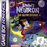 Jimmy Neutron: Der mutige Erfinder für Gameboy Advance