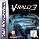 V-Rally 3 für Gameboy Advance