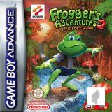 Froggers Adventures 2: The Lost Wand für Gameboy Advance