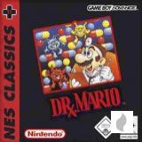 NES Classics: Dr. Mario für Gameboy Advance