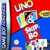 Uno & Skipbo für Gameboy Advance