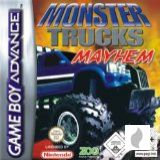 Monster Trucks Mayhem für Gameboy Advance