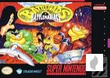 Battletoads in Battlemaniacs für SNES