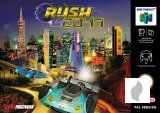 San Francisco Rush 2049 für N64
