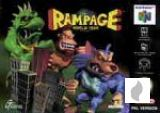 Rampage: World Tour für N64