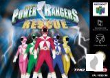 Power Rangers: Lightspeed Rescue für N64