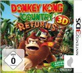 Donkey Kong Country Returns 3D für 3DS/2DS