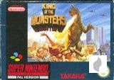 King of the Monsters für SNES