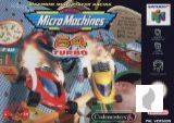 Micro Machines 64 Turbo für N64