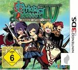 Etrian Odyssey IV: Legends of the Titan für 3DS/2DS