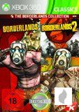 Borderlands 1 & Borderlands 2 Bundle für XBox 360