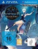 Deception IV: Blood Ties für PS Vita