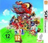 One Piece Unlimited World Red für 3DS/2DS