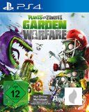 Plants vs. Zombies: Garden Warfare [online] für PS4