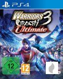 Warriors Orochi 3 Ultimate für PS4