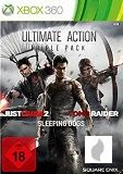Ultimate Action Triple Pack: Tomb Raider, Just Cause 2, Sleeping Dogs für XBox 360
