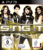 Disney: Sing it: Pop Party für PS3