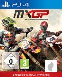 MXGP: The official Motocross Videogame für PS4