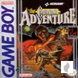 The Castlevania Adventure für Gameboy Classic