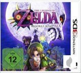 The Legend of Zelda: Majoras Mask 3D für 3DS/2DS
